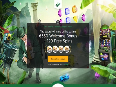 Mr Green casino met netent